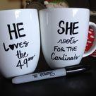 Sharpie Mug Bake