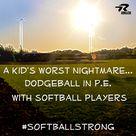 Funny Softball Quotes
