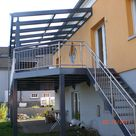 Ateliers Thines Baustert - Terrasses structure métallique (Asselborn - Luxembourg)