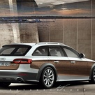 More Wood Audi A4 Allroad Black Forest Edition