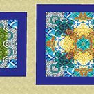 New Glazed Terracotta Patterns From Minecraft Update 1.12 - EnderChest