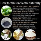Teeth Whitening Remedies
