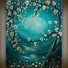 Art Painting Flowers