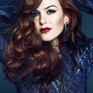 Isla Fisher Wears Burberry Prorsum for Fashion Canada's May 2013 Cover
