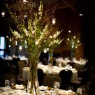Curly Willow Centerpieces