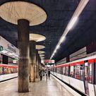 ▷ U-Bahn-Stationen in Hamburg: Schöne Beispiele aus dem Untergrund