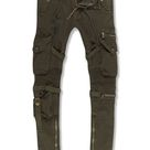 Men's Ross Brighton Cargo Pant - ARMY GREEN / 44X34