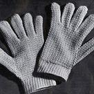 Crochet Gloves Pattern