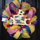 School Wreaths
