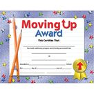 Hayes School Publishing H-VA518 Moving Up Award
