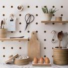 DIY Küchendeko die 43 coolsten Ideen zum Nachmachen   DIY, Innendesign   ZENIDEEN