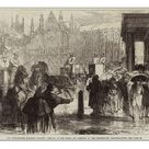 A1 Poster. The Westminster Election Petition, Arrival of the
