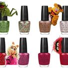 O.P.I. The Muppets Trendsetter Nail Polish Collection 2011