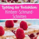 Köstliche Himbeer-Schmand-Torte