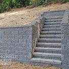 Retaining Walls Alpharetta GA   Engineered Retention Wall