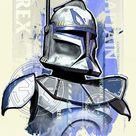 Star WarsThe Clone Wars by SteveAndersonDesign on DeviantArt