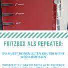 Fritzbox als Repeater