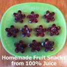 Jello Fruit Snacks