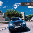 Audi A6 Avant 2015 Unmarked [Version 1.0]
