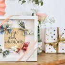 Hochzeitsgeschenke - individuelle Geschenke zur Hochzeit