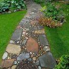 Gartenwege anlegen - kreative Beispiele - ArchZine