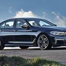 2018 BMW M550i xDrive   Front Three Quarter
