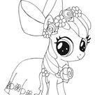 My little pony tiara