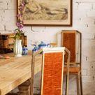 Grande et belle table de ferme Monastère en bois brut naturel de 330 cm de long