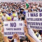 Is reservation necessary in a country like India?