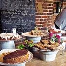 Rustic Dessert Tables