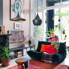 Style éclectique : l'Intérieur de Théo-Bert Pot - Clem Around The Corner