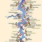Castillos del Rin: Desde Maguncia a Coblenza   Lovely Travel Plans