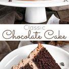 The Best Chocolate Cake Recipe   Liv for Cake