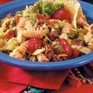 Taco Pasta Salads