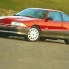 1995 Buick Skylark w/2 tone paint.