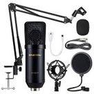 Zingyou Condenser Microphone Bundle Professional Cardioid Studio Condenser Deals Instrumentstogo Com Mu In 2020 Microphone Set Microphone Recording Studio Equipment