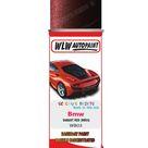 Bmw 3 Series Damast Red Wb03 Car Aerosol Spray Paint Rattle Can   Single Basecoat Aerosol Spray 400ML