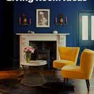 Hernest Styling Tips   8 Beautiful Blue Living Room Ideas