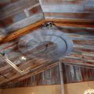 Rustic Tin Ceilings