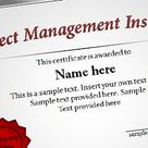 PowerPoint Presentations :Critical Breakdown on PMP Certification