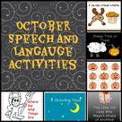 Speech Activities