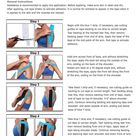 Printable Taping Instructions