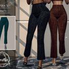 Camuflaje's Sims 4 Clothing sets