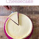 American Cheesecake - einfaches Rezept