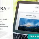 Futura — Responsive Minimal Ghost Theme   Stylelib