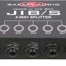 Galaxy Audio - JIB/S 4-Way Splitter