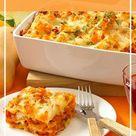 Kürbis-Lasagne Rezept    LECKER