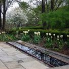 Wasser im Garten   20 Ideen für Gartengestaltung mit Bachlauf
