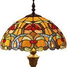 Trango 1215L Modern Design LED Reispapier Stehlampe *ASIA* Wohnzimmer Lampe in Eckig mit schwarzen Deko-Stäben 125cm Hoch incl. 2x E14 LED Leuchtmittel als Wohnzimmer Deko Lampenschirm Stehleuchte