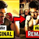 10 Biggest Hit Remakes From Blockbuster South Indian And Bollywood Movies Part 2